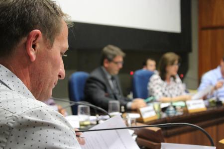 Medonho se despediu do Legislativo na sessão desta terça-feira, dia 27