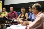 Secretário Tovar participou da reunião das Comissões na manhã de hoje