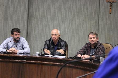 16ª CRS participou, pela primeira vez, do debate sobre o PL 044