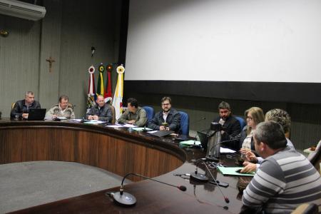 Nenhum projeto foi liberado durante a reunião das Comissões desta quinta-feira, dia 22.