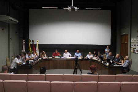 Câmara realizou, nesta terça-feira, dia 4, a primeira sessão ordinária de 2020.