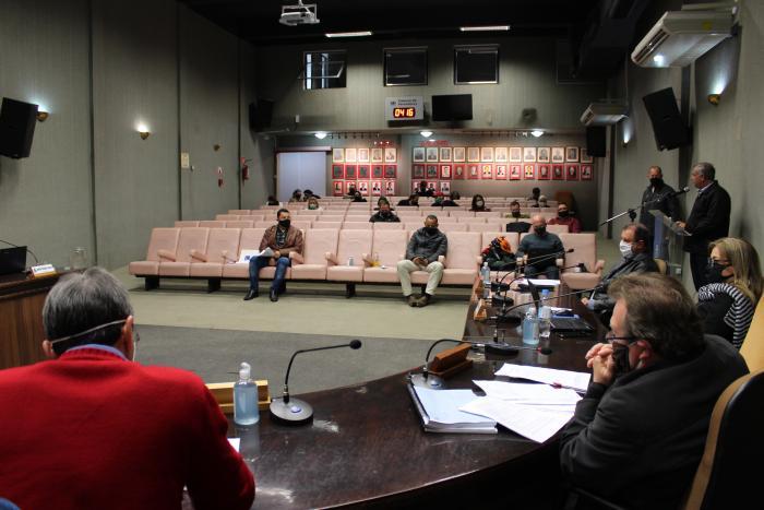 Retorno às aulas presenciais é destaque na 32ª Sessão Plenária