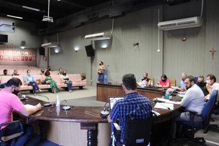 Comissões liberam projeto e parecer do TCE para apreciação em plenário
