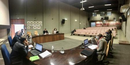 Comissão Especial trabalha na revisão do Regimento Interno da Câmara