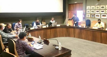 Comissões Permanentes aprovam 5 pareceres em reunião conjunta
